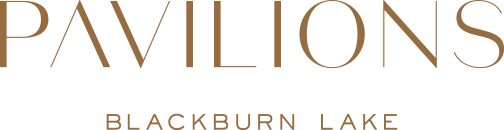 Pavilions Blackburn Lake logo